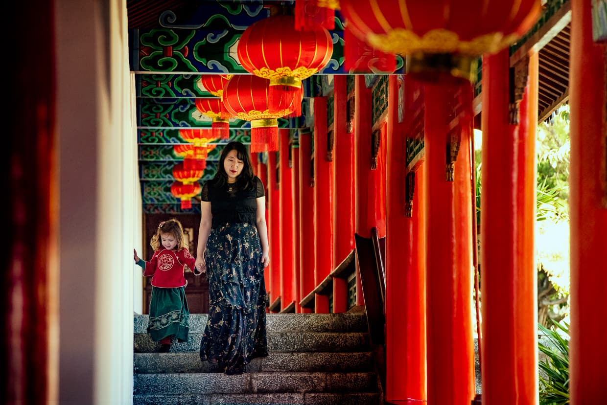 Exploring Lijiang, China's Mufu Palace.