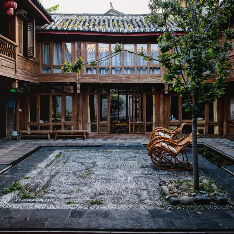 Where to stay: Hotel in Lijiang, China