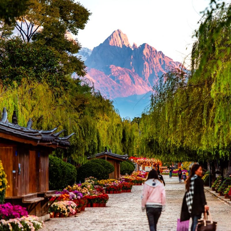 How to navigate Lijiang, China Without Getting Lost.