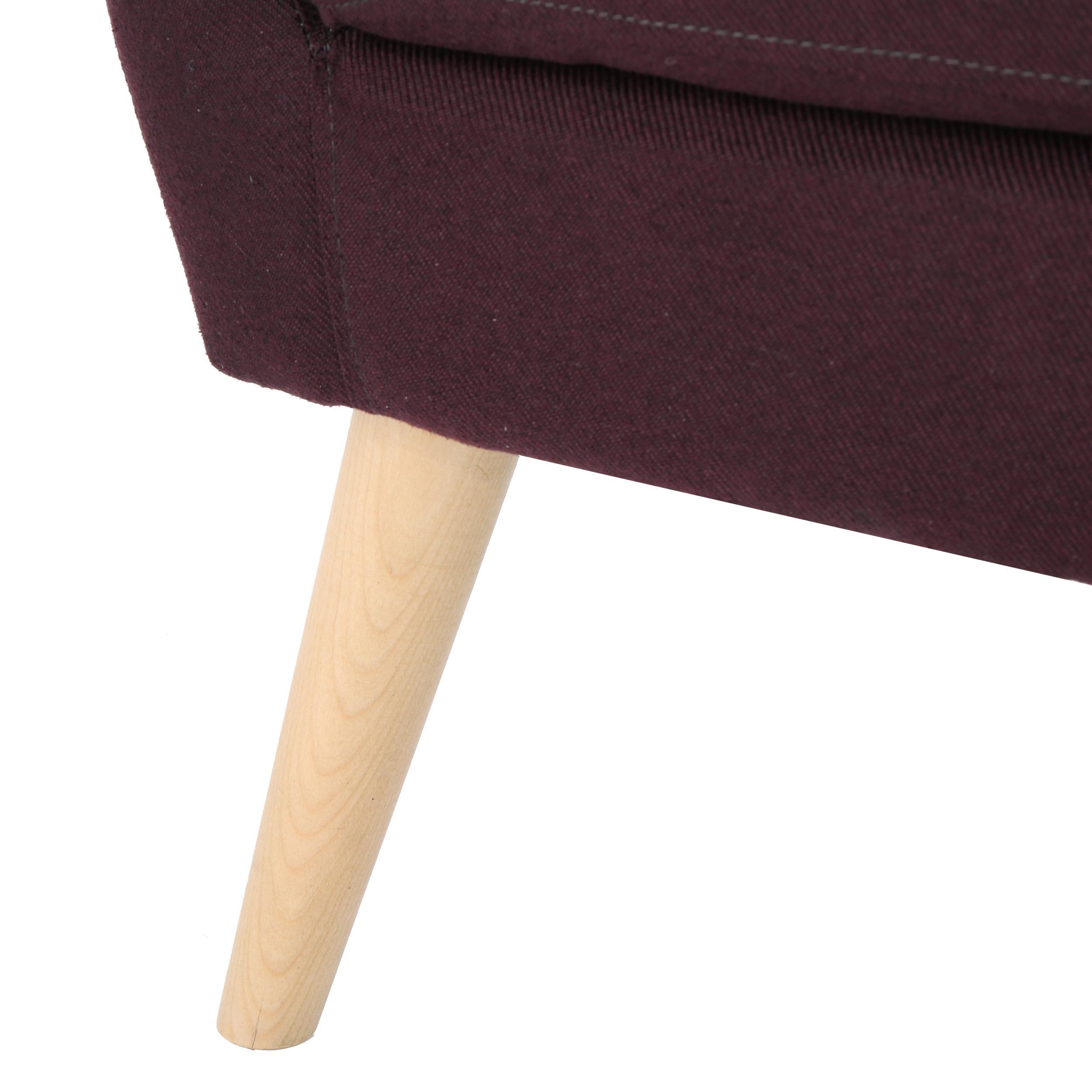 Astonishing Madelyn Mid Century Modern Fabric Club Chair Ebay Machost Co Dining Chair Design Ideas Machostcouk