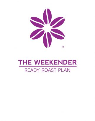 The Weekender Ready Roast Plan