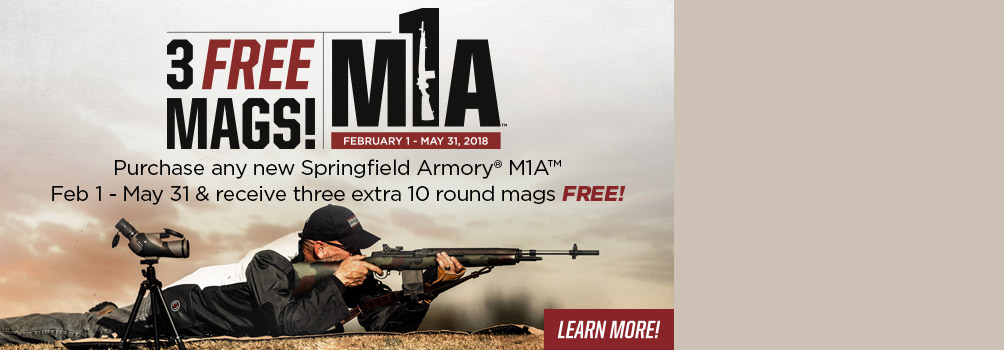 Springfield M1A Freem Mag Promo