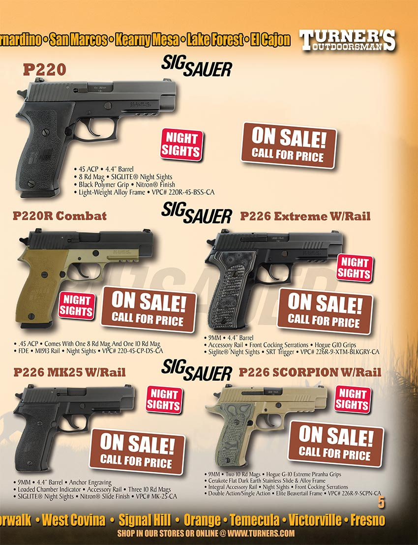 2018 fall flyer page 5 turner s outdoorsman