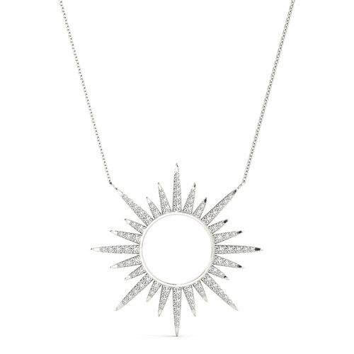 Yadav Diamond Sun Padant