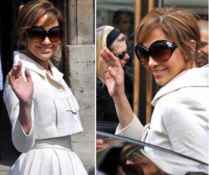 Jennifer Lopes sunglasses