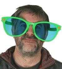 large novelty sunglasses
