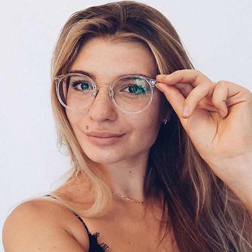 179adba5f7 15 Best Type Of Eyeglasses Frame For Your Face Shape–Oval