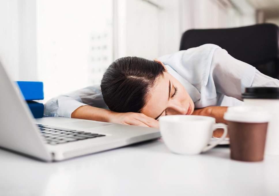 asleep-at-work