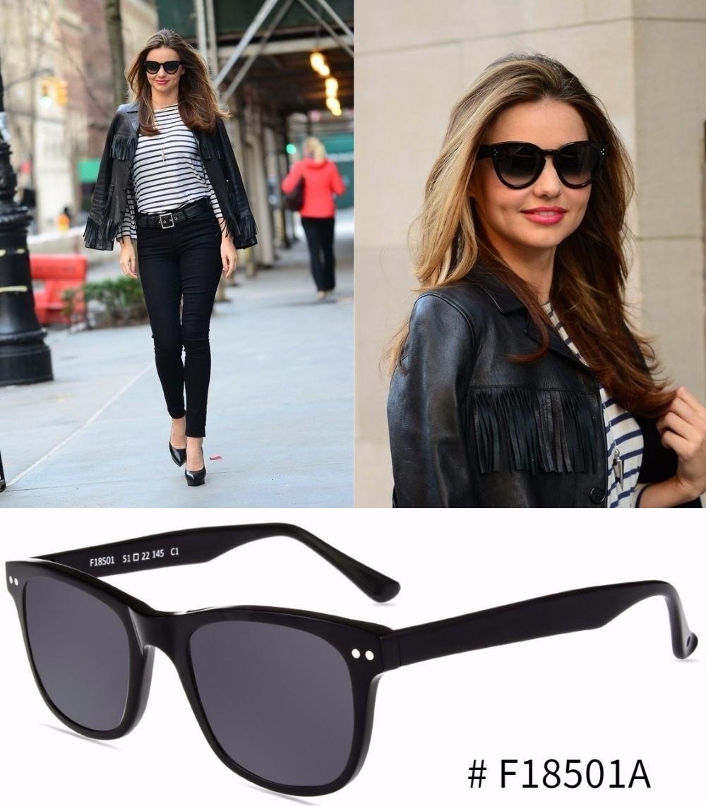 becaf1aa6337 Spring Outing  Sunglasses Inspiration from Miranda Kerr