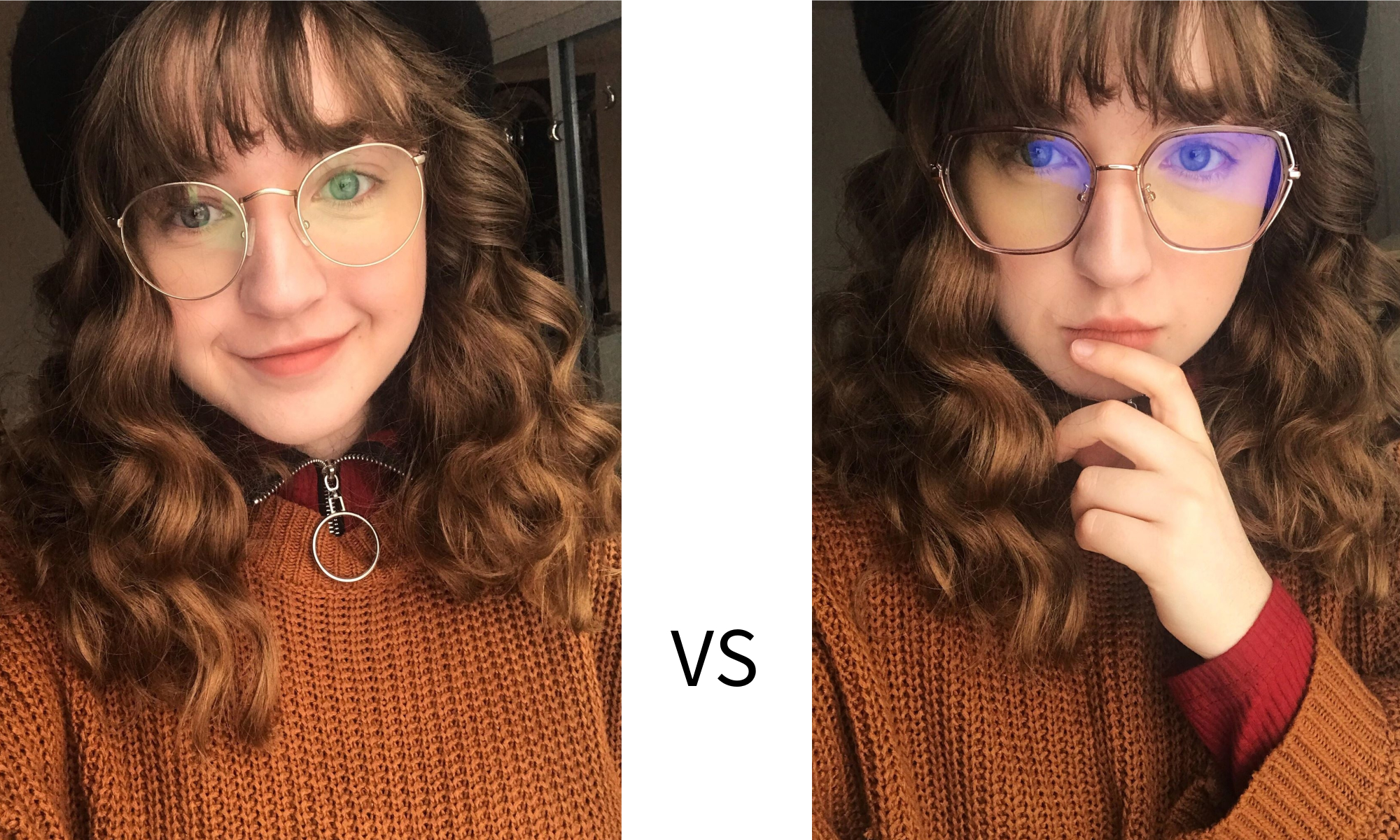 """c9d06695327 """"I know that my old glasses are looking kind of """"new"""" but they are actually  3 years old. The main problem i have with them is the frame. It is way tho  ..."""