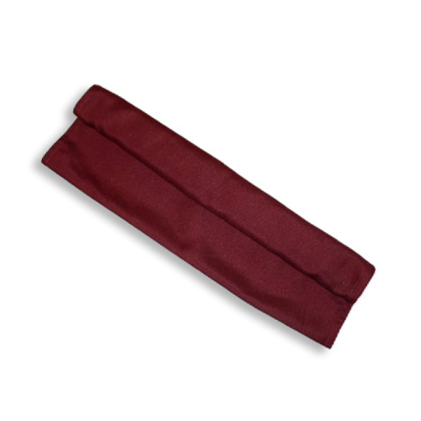 Burgundy Weight Stack Shroud