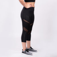 Women's Crop Moto Leggings