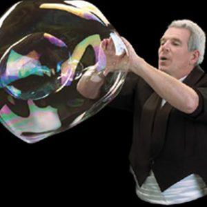 Bubble Artist - Inspire Productions