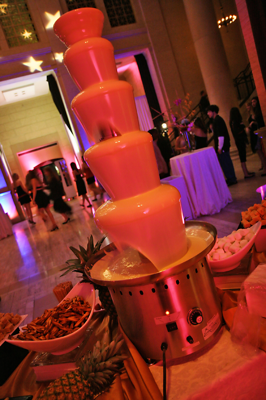 Chocolate Fountain - Inspire Productions