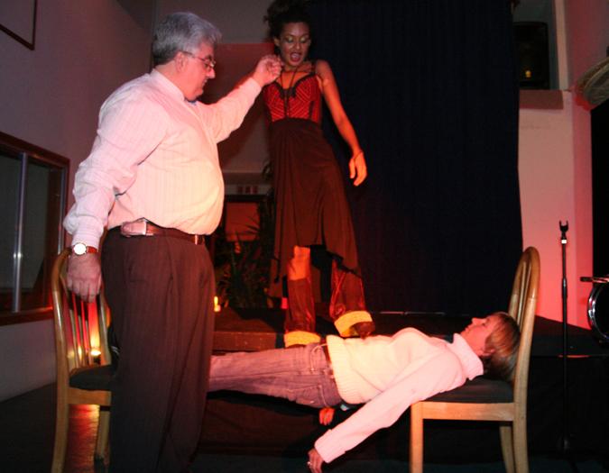 Hypnotist image 2 - Inspire Productions