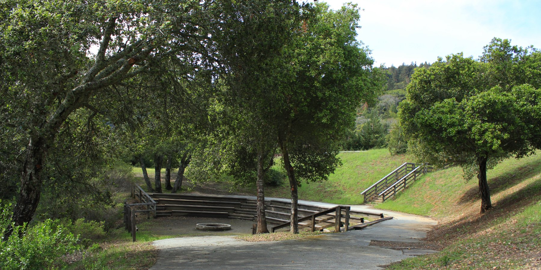 huddart park picnic event venue