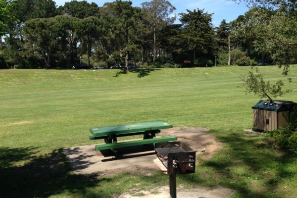 lindley meadow picnic area san francisco
