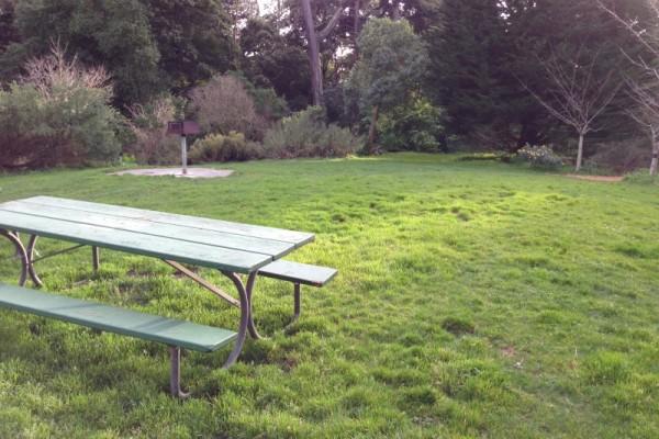 stow lake san francisco picnic venue