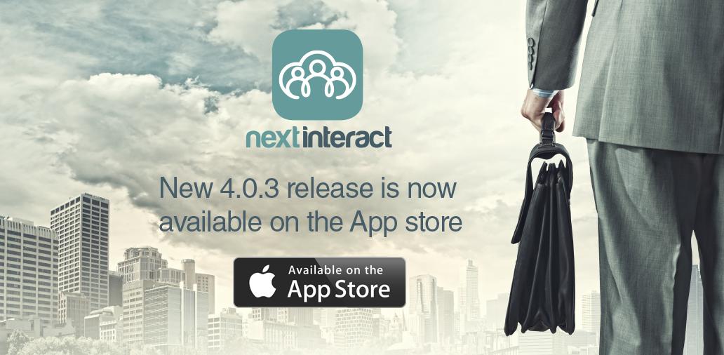 nextINTERACT 4.0.3