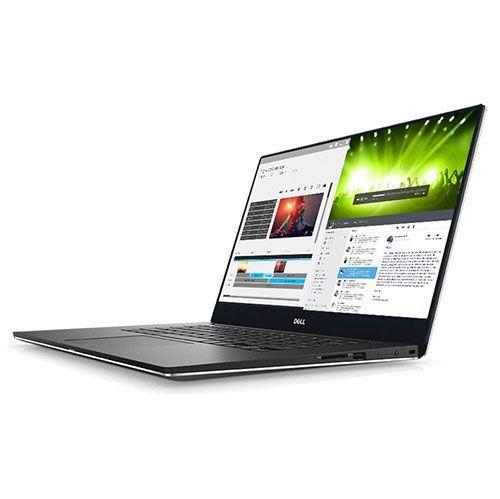 Dell XPS 15 9570 Laptop 15-XPS-1207-SLR (Intel i7-8750H, 32GB, 1TB SSD, 4GB  GTX 1050 Ti, 15 6-inch UHD, Win 10, En-Ar Keyboard, Silver)