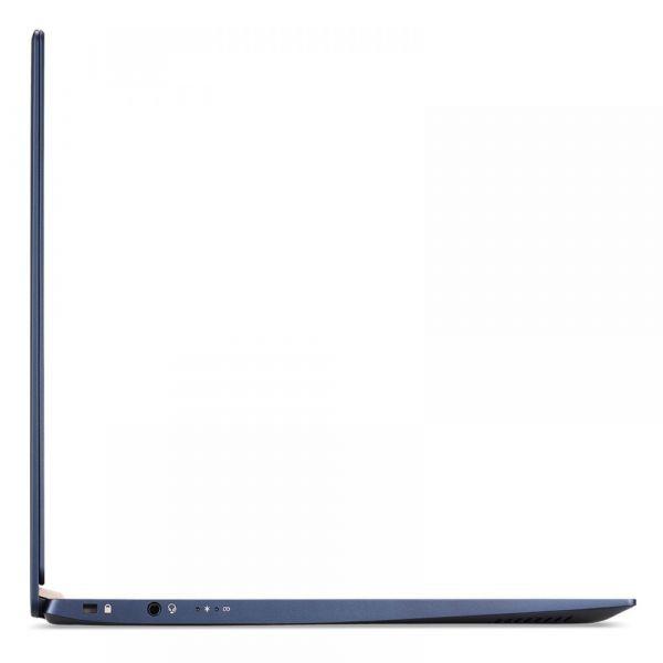 Acer Swift 5 SF514-52TP-8933 Laptop NX H0DEM 004 - Intel Core i7-8550U,  14-Inch FHD, 512GB SSD, 16GB, English-Arabic Keyboard, Windows 10 Pro, Blue