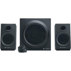 Logitech® Multimedia Speakers Z333 - BLACK - 3.5 MM - UK