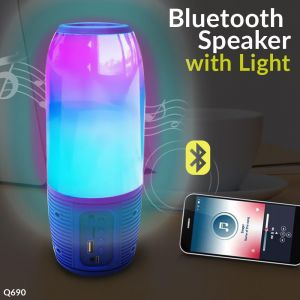 Zooni Q690 Pulsation 3 Bluetooth Light Speaker