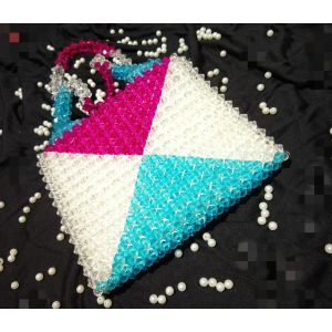 Mix Colour Crystal Bag