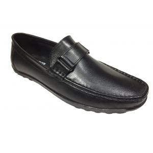 Koxa, Leather Loafer Shoes for Men (A- 403)