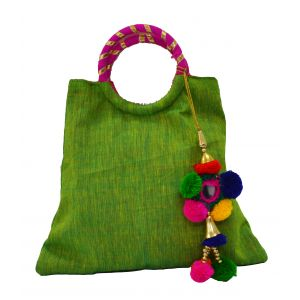 meSleep Green Bangle Bag