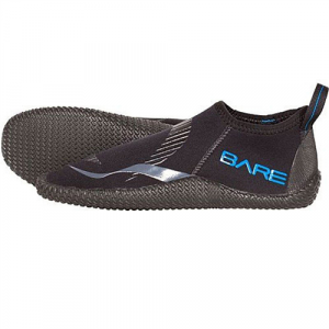 Bare 3mm Bare Feet Boots, Black