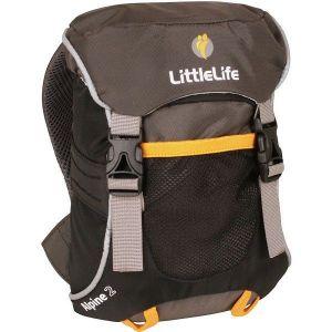 LITTLE LIFE,Alpine 2 Toddler Daysack, Black