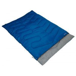 Vango Tranquility Sleeping Bag Double - Cobalt
