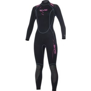 Bare Womens 1mm Sport Full Wetsuit