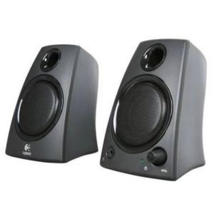 Logitech® Speakers Z130 - BLACK - ANALOG - PLUGG - EMEA