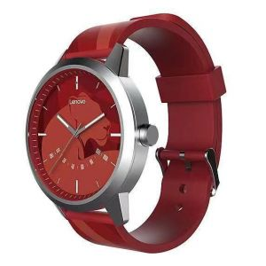 Lenovo Smart Watch Watch 9 Constellation Series Young Fashion Sport Watch Gesture Photo/50m Swimming Waterproof/Sleep Monitoring-Wine Red