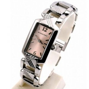 BURBERRY BU 4212 Ladies Watch Signature Pink Gold