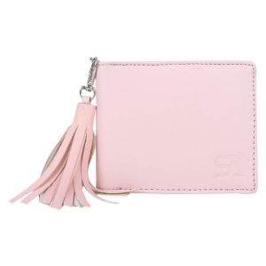 Pink Women's PU Leather Wallet AI-73