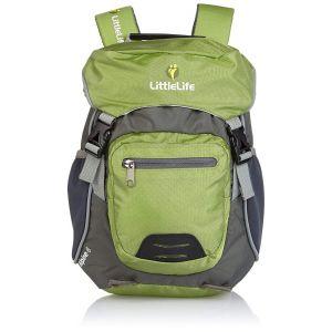 LITTLE LIFE,Alpine 4 Kids Daysack, Green