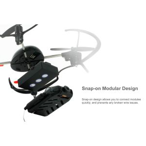 EXTREME FLIERS MicroDrone Combo Pack