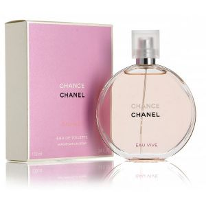 Chanel Chance Eau Vive (l) edt 100 ml