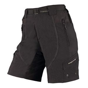 ENDURA Wms Hummvee Short II, Black