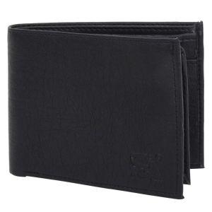 Black Men's PU Leather Wallet AI-81