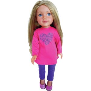 ROLL UP KIDS  Isabella Doll