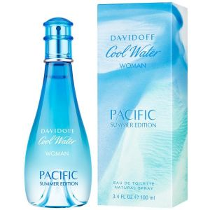 Davidoff Cool Water Caribbean Summer Edition Eau de Toilette 100ml for Women