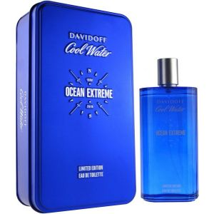 Cool Water Ocean Extreme Limited Edition by Davidoff for Men - Eau de Toilette, 200 ml