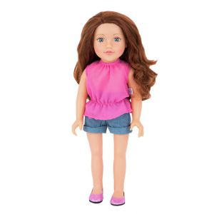 ROLL UP KIDS Bella Doll