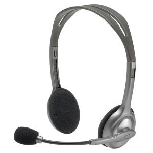 Logitech® Stereo Headset H110