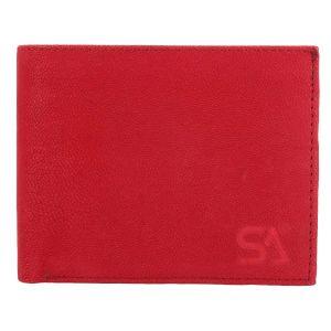 Tan Men's PU Leather Wallet AI-24