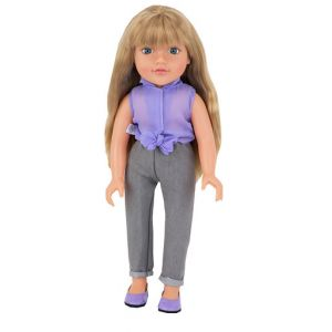 ROLL UP KIDS Carly Doll